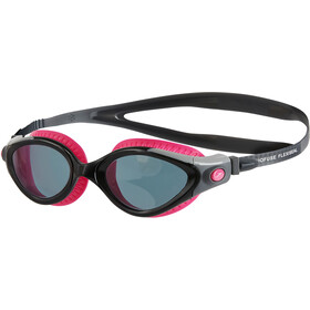 speedo Futura Biofuse Flexiseal Goggles Women, ecstatic pink/black/smoke
